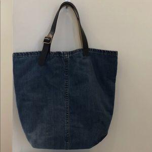 Handbags - Hand made jeans bag